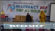 Workshop hi-literacy 2k17